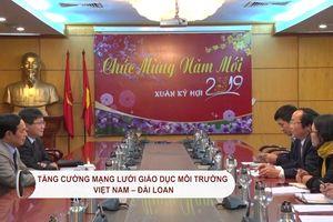 Tăng cường mạng lưới giáo dục môi trường Việt Nam – Đài Loan