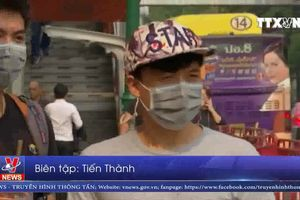 Bụi mịn và ô nhiễm bao phủ thủ đô Bangkok của Thái Lan