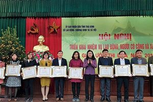 Thái Bình: Sở LĐ-TB&XH triển khai nhiệm vụ năm 2019