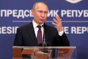 Tỷ lệ tin tưởng Tổng thống Putin thấp nhất 13 năm