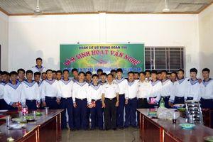 Rèn luyện bản lĩnh vững vàng, làm tròn nghĩa vụ của tuổi trẻ với Tổ quốc
