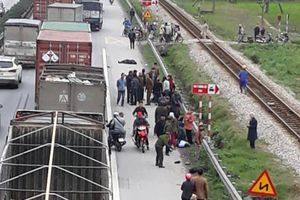 Hội Chữ thập đỏ Việt Nam hỗ trợ khẩn cấp nạn nhân vụ xe tải đâm chết người ở Hải Dương