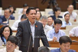 Đbqh Lữ Thanh hải: cần tăng cường bảo đảm an toàn hành lang atgt đường sắt