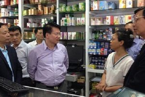 Gần 10.000 cơ sở cung ứng thuốc kết nối liên thông với cơ quan quản lý