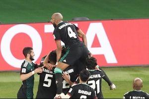 UAE lọt vào tứ kết Asian Cup sau trận đấu nghẹt thở