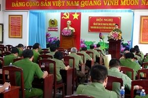 Công an Tây Ninh tổng kết công tác thanh tra, tham nhũng năm 2018