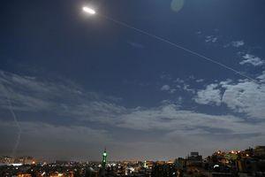 Syria bắn hạ hàng chục tên lửa hành trình của Israel