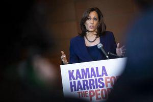 Kamala Harris-Phụ nữ gốc Phi đầu tiên tranh cử Tổng thống Mỹ năm 2020