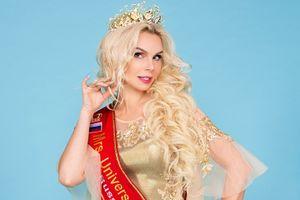 Bí kíp giữ gìn nhan sắc của quý bà Nga 49 tuổi dự thi Hoa hậu
