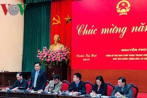 Khai hội Chùa Hương vào ngày 6 tháng Giêng Kỷ Hợi 2019