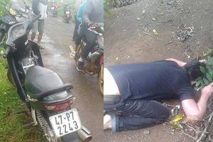 Nam thanh niên gục chết trong rẫy cà phê ở Đắk Lắk