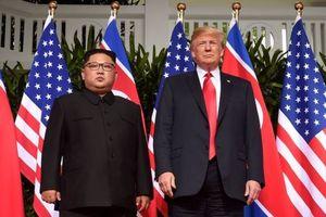 Tổng thống Mỹ kỳ vọng vào cuộc gặp với nhà lãnh đạo Triều Tiên