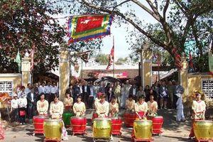 Đặc sắc Hội Xuân Kỷ Hợi 2019 tại Di tích lịch sử văn hóa Đình Lạc Giao