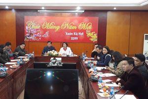 Bóng đá là một trong những mục tiêu quan trọng của Thể thao Việt Nam trong năm 2019