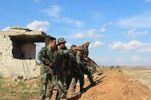 SAA đập tan tấn công của phiến quân ở tây bắc Hama