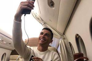 Ronaldo bị tố thiếu tôn trọng với tiền đạo Argentina đang mất tích