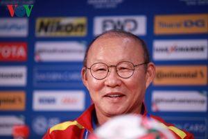 HLV Park Hang Seo nhận định gì về lối chơi của đội tuyển Nhật Bản?