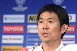 HLV ĐT Nhật Bản Moriyasu: 'Chúng tôi đến đây để giành chức vô địch'
