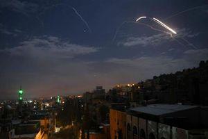Moscow kêu gọi Israel ngừng các cuộc không kích bất hợp pháp vào Syria