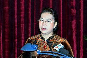 Chủ tịch Quốc hội dự Hội nghị tổng kết công tác kiểm tra, giám sát của Đảng