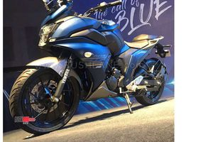 Yamaha Fazer 25 và FZ 25 2019 bổ sung ABS mới, giá 'mềm'