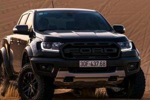 Không chỉ Việt Nam, Ford Ranger còn bán chạy nhất châu Á