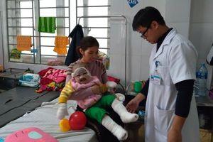 Tai nạn pháo nổ khiến năm người nhập viện tại Nghệ An