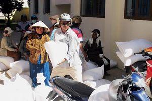 Tiếp tục hỗ trợ gần 4.000 tấn gạo cho các địa phương dịp Tết Nguyên đán