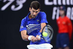 Australian Open 2019: Nishikori bỏ cuộc, Djokovic nhẹ nhàng vào bán kết