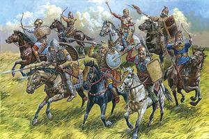 Chiến thuật ruồi bu khiến đối phương 'phát rồ' thời cổ đại