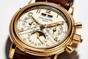 Nhà sản xuất đồng hồ Patek Philippe sắp phải bán mình?