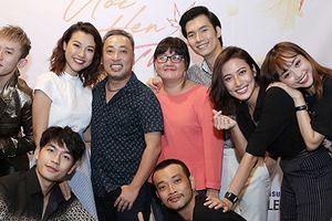 Hoàng Oanh tiếp tục 'lọt mắt xanh' đạo diễn Nguyễn Quang Dũng