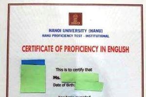 Thanh Hóa: Sẽ triệu tập hơn 1.000 giáo viên tiếng Anh để kiểm tra năng lực
