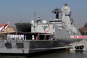 Hải quân Ấn Độ tiến hành diễn tập phòng thủ bờ biển lớn nhất 'chưa có tiền lệ'