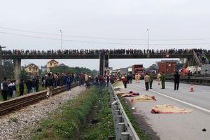 Xe tải tông chết 8 người đi bộ tại Hải Dương: Những cầu vượt 'tử thần'
