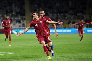 Chủ nhà World Cup 2022 loại Iraq ra khỏi Asian Cup