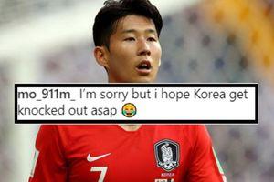 CĐV Tottenham buồn khi Hàn Quốc vào tứ kết Asian Cup 2019