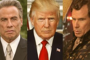 Vợ chồng Tổng thống Trump nhận đề cử giải Mâm Xôi Vàng