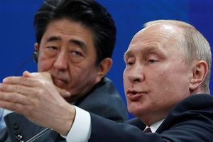 Lãnh đạo Nga – Nhật họp thượng đỉnh