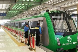 Dự án đường sắt Cát Linh - Hà Đông tiếp tục lỡ hẹn