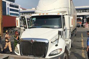 Phát hiện nhiều tài xế container ở cảng Cát Lái dương tính ma túy