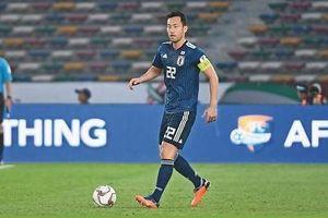 Chân dung 'lá chắn thép' của tuyển Nhật Bản khiến Quang Hải, Công Phượng 'đau đầu'