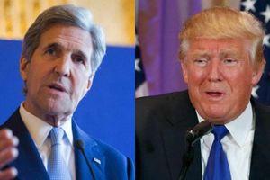 Cựu Ngoại trưởng Mỹ gây 'sốc' khi tuyên bố muốn Tổng thống Trump từ chức