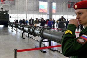 Nga khoe tên lửa khiến Mỹ kinh hãi