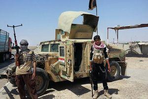Phần tử Hồi giáo ngang nhiên dùng xe bọc thép Mỹ để khủng bố