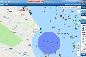 Tàu 3.450 tấn chìm tại Quảng Bình, 14 thủy thủ thoát nạn