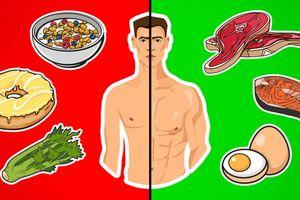 Muốn cân nặng và cơ bắp tăng, cứ ăn những thực phẩm này mọi thứ sẽ như bạn mơ ước