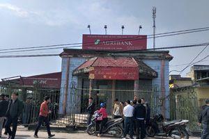 Agribank nói gì sau vụ cướp ngân hàng ở Thái Bình?