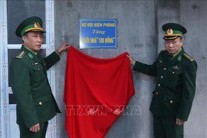 Bàn giao 'Ngôi nhà 100 đồng' đầu tiên hỗ trợ đoàn viên nghèo vùng biên giới Lai Châu