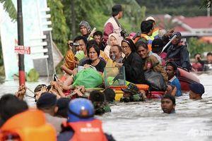 Lũ lụt nghiêm trọng tại Indonesia: 8 người thiệt mạng, hàng nghìn người phải bỏ nhà cửa